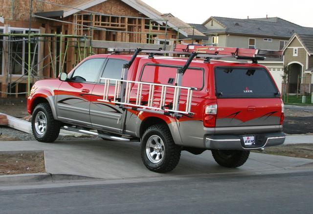 Chevy Trucks Com >> Toyota - LeerTrucks.com - Leer Truck Accessories