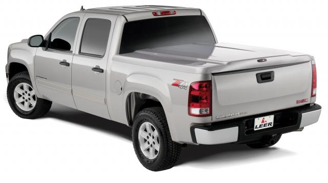 Leer Tonneau Cover >> Tonneau Covers - LeerTrucks.com - Leer Truck Accessories