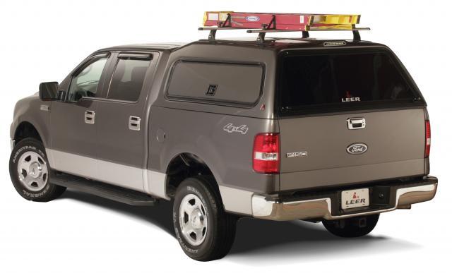 Ford - LeerTrucks.com - Leer Truck Accessories